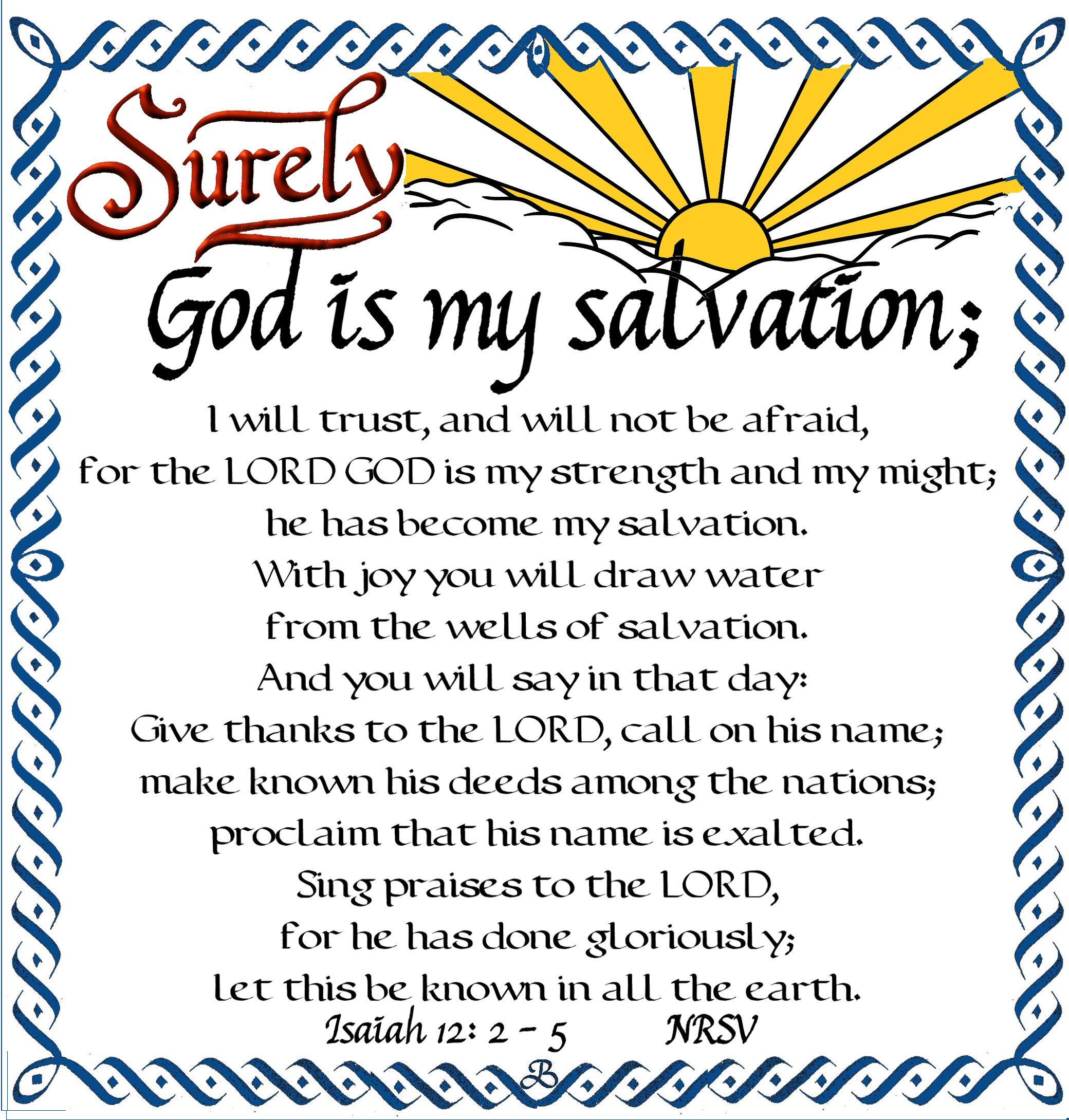 Bible Calligraphy